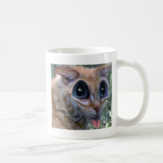 Honey...! The Cats been Drinking Our Coffee Again! Basic White Mug