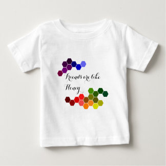 Honey Theme With Positive Words Baby T-Shirt