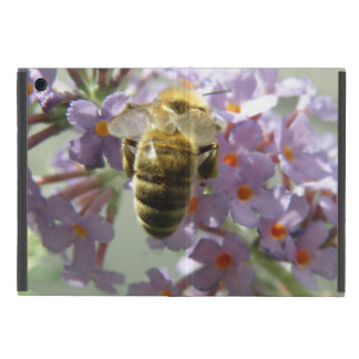 Honeybee and Buddleia Flowers iPad Mini Case