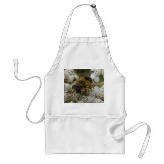 Honeybee and Flowers Apron