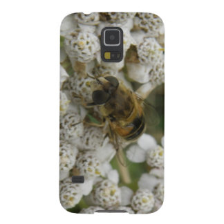 Honeybee and Flowers Samsung Case