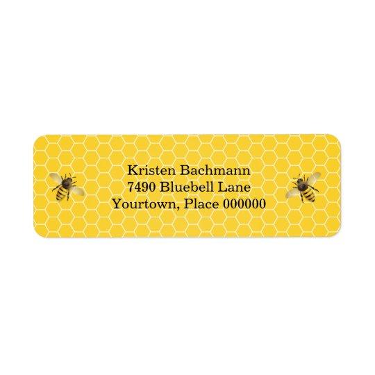 Honeybee Mother to Bee Baby Shower