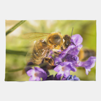 Honeybee Tea Towel