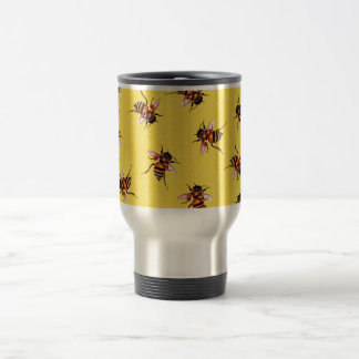 Honeybees Travel Mug