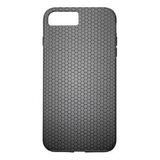 Honeycomb Carbon Fibre texture iPhone 7 Plus Case
