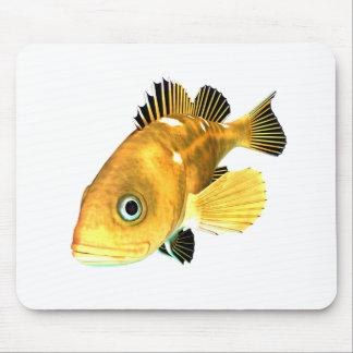 Honeycomb Rockfish Mouse Pads