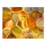 honeycomb scales abstract art