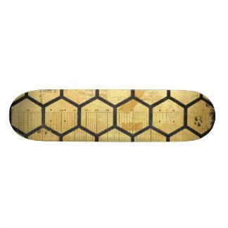 Honeycomb Skateboard Deck