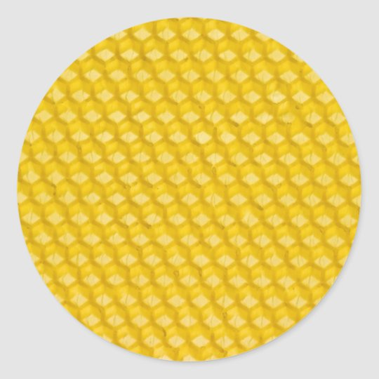 Honeycomb Template For Bees To Work On Classic