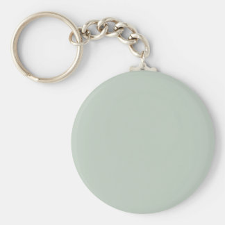 Honeydew Solid Color Key Chain