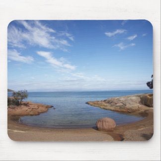 Honeymoon Bay, Coles Bay, Freycinet National Mouse Mat