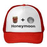 'Honeymoon' Comedy Cap Mesh Hat