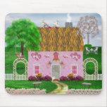Honeymoon Cottage Mouse Pad