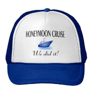 Honeymoon Cruise Cap