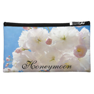 Honeymoon gifts Travel Trips Cosmetic Bags Brides