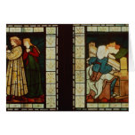 Honeymoon of King Rene of Anjou Card
