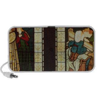 Honeymoon of King Rene of Anjou Travelling Speaker
