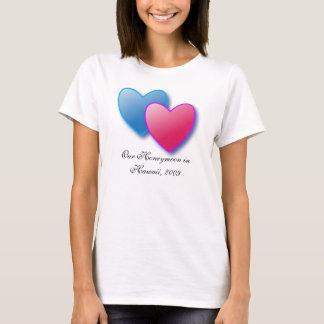Honeymoon T-shirts 1