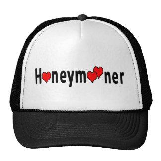 Honeymooner Hearts Cap