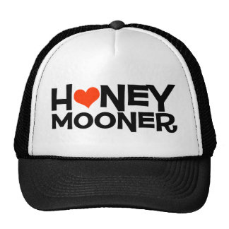 Honeymooner with Heart Trucker Hat