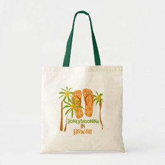 Honeymooning in Hawaii Tote Bag