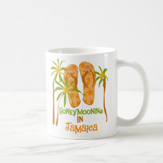 Honeymooning in Jamaica Coffee Mug