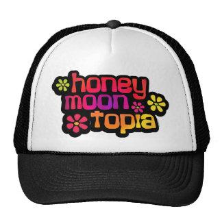 Honeymoontopia Hats