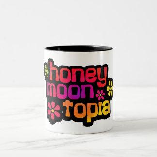 Honeymoontopia Mugs