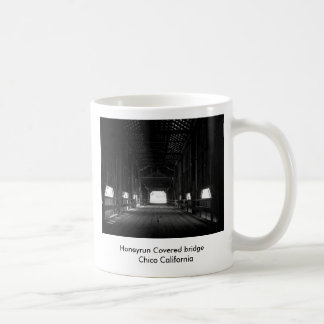 Honeyrun Covered bridg... Basic White Mug