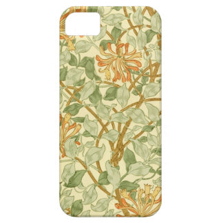 Honeysuckle by William Morris Barely There iPhone 5 Case