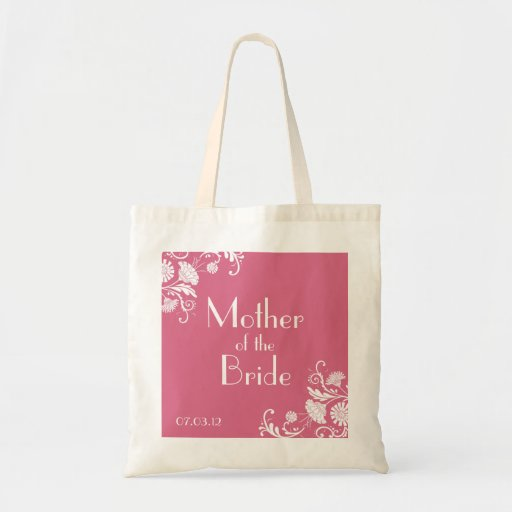 Honeysuckle Delight - Mother of the Bride Tote Bag