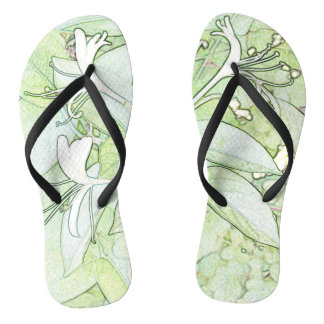 Honeysuckle Flipflops