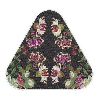 Honeysuckle Floral Flowers Pieladium Speaker