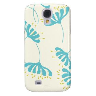 Honeysuckle Floral Pattern Galaxy S4 Case