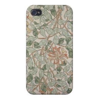 'Honeysuckle II' design Case For The iPhone 4