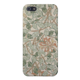 'Honeysuckle II' design iPhone 5/5S Cases