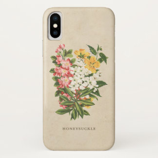 Honeysuckle iPhone X Case