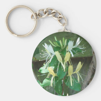 Honeysuckle Key Ring