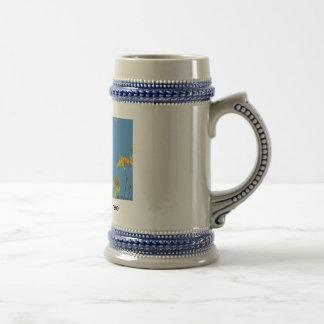 Honeysuckle Tree Coffee Mug