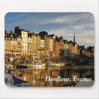 Honfleur, France Mouse Pad