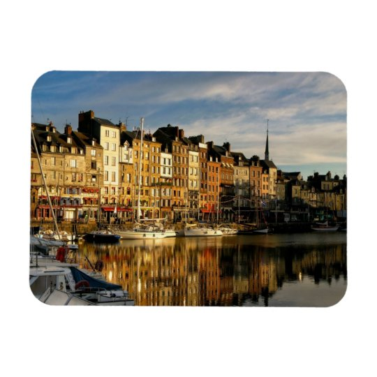 Honfleur, near Normandy in France Rectangular Photo Magnet