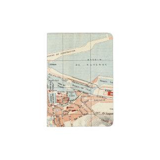 Honfleur Passport Holder