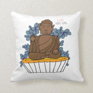 Hong Kong Big Buddha X Egg Tart Cushion