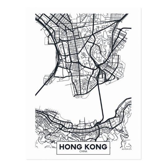 Hong Kong, China   Black and White City