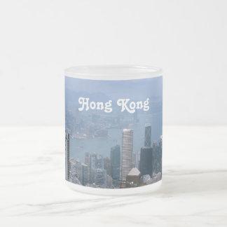 Hong Kong Cityscape Mugs
