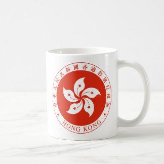 Hong Kong Coat of arms HK Coffee Mug