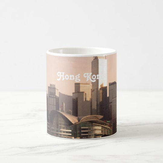 Hong Kong Coffee Mug