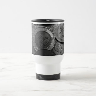 Hong Kong Coins Travel Mug