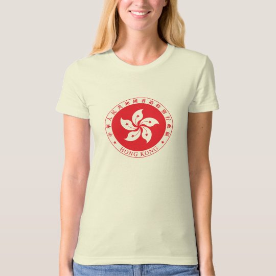 Hong Kong Emblem shirt