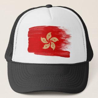 Hong Kong Flag Trucker Hat
